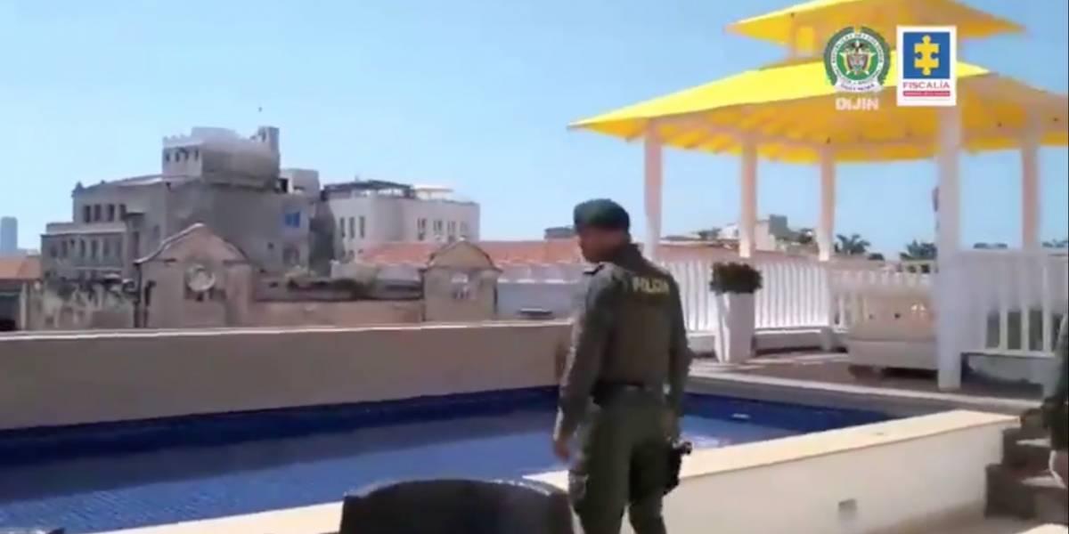 Los lujosos hoteles en donde israelís prostituían niños en Colombia