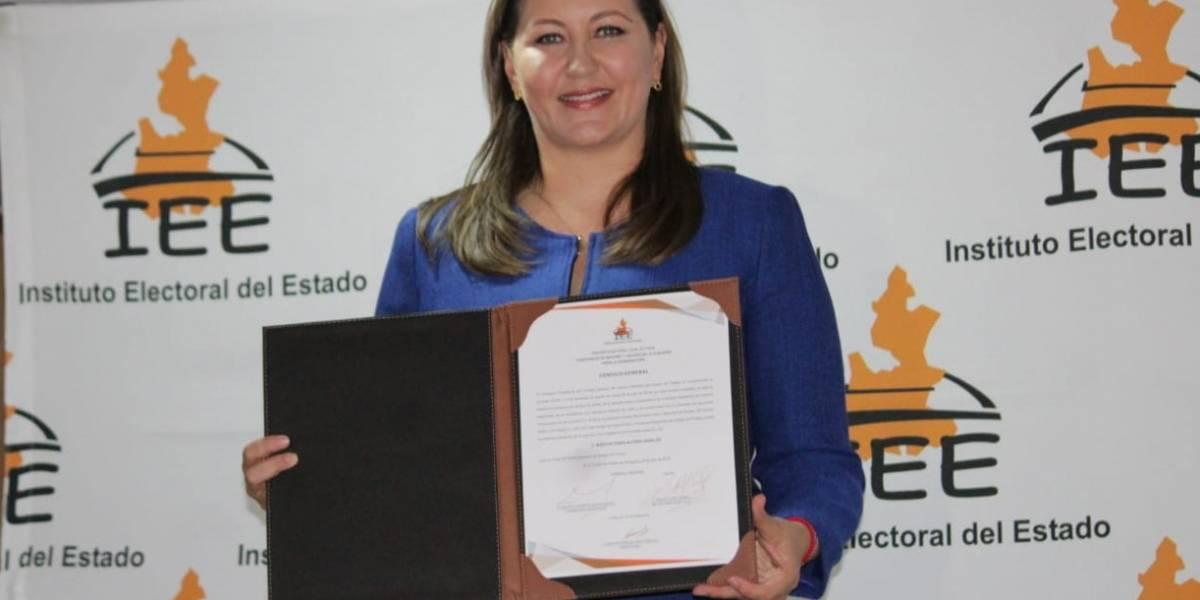 TEPJF ratifica a Martha Erika Alonso como gobernadora de Puebla