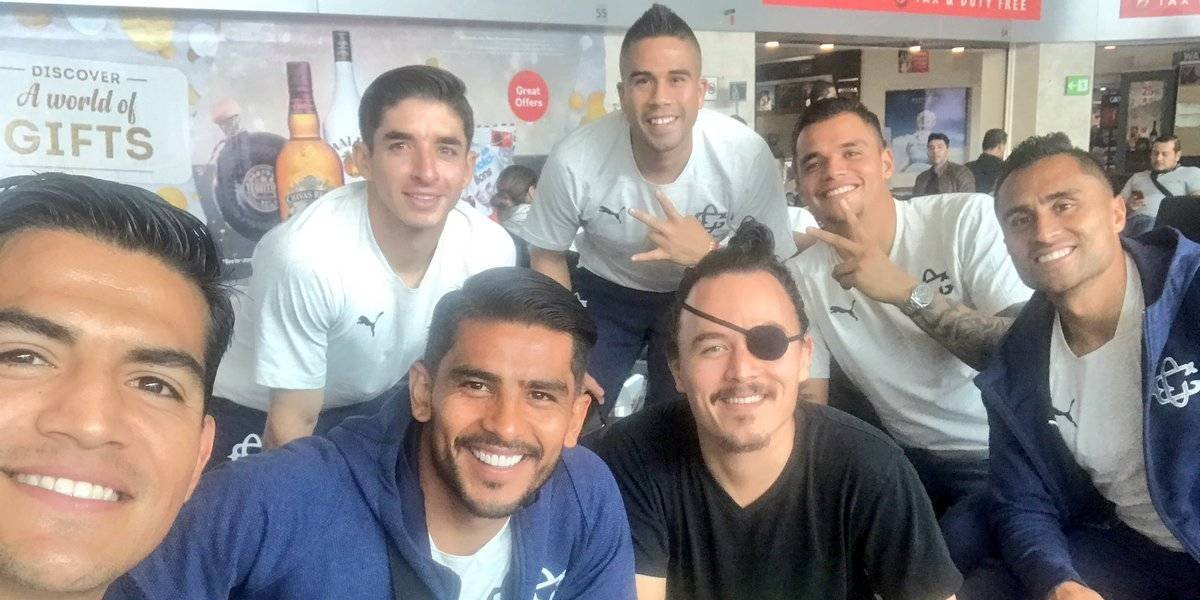 Chivas partió rumbo al Mundial de Clubes