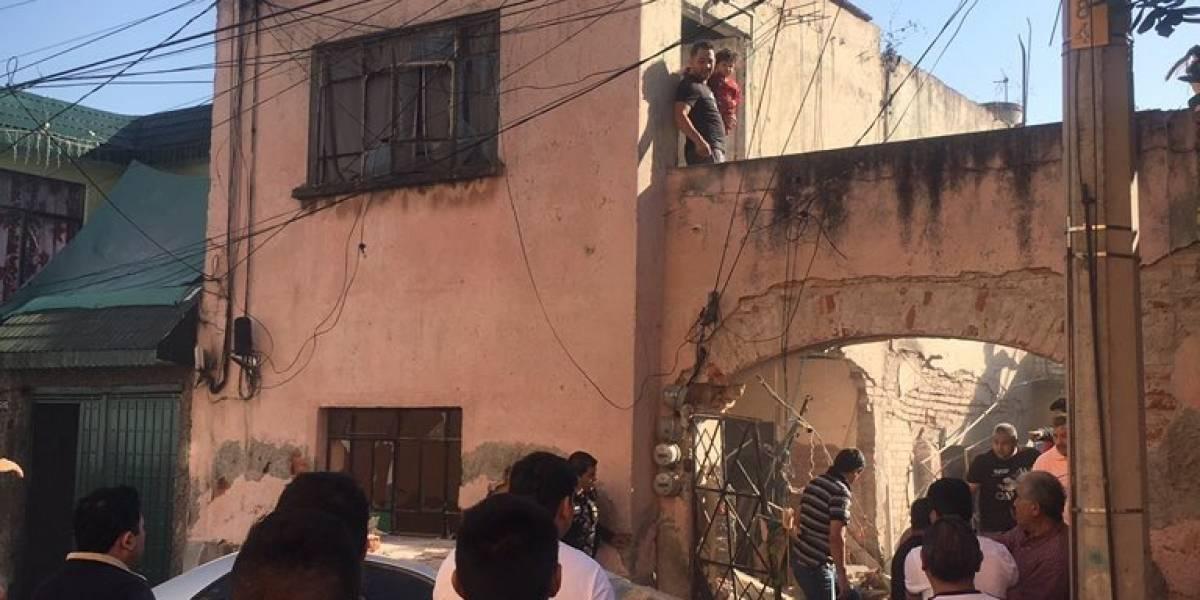 Un muerto y dos heridos tras explosión de tanque de gas en GAM