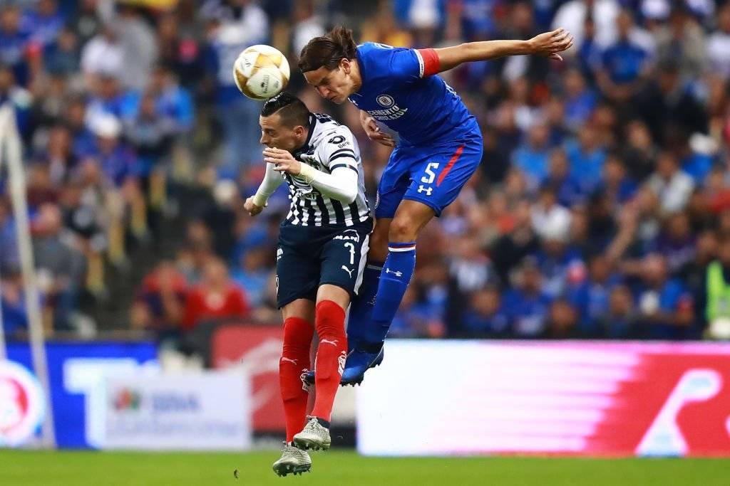 Igor Lichnovsky jugó los 90 minutos en el triunfo de Cruz Azul sobre Monterrey / Foto: Getty Images