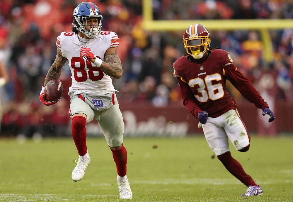 Giants 40-16 Redskins / Getty Images
