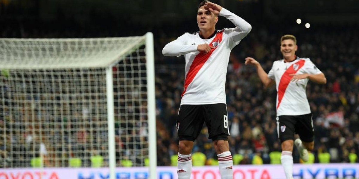 "El héroe de River Plate reveló su secreto para la final de la Libertadores: ""Trabajé mi gol durante la semana"""