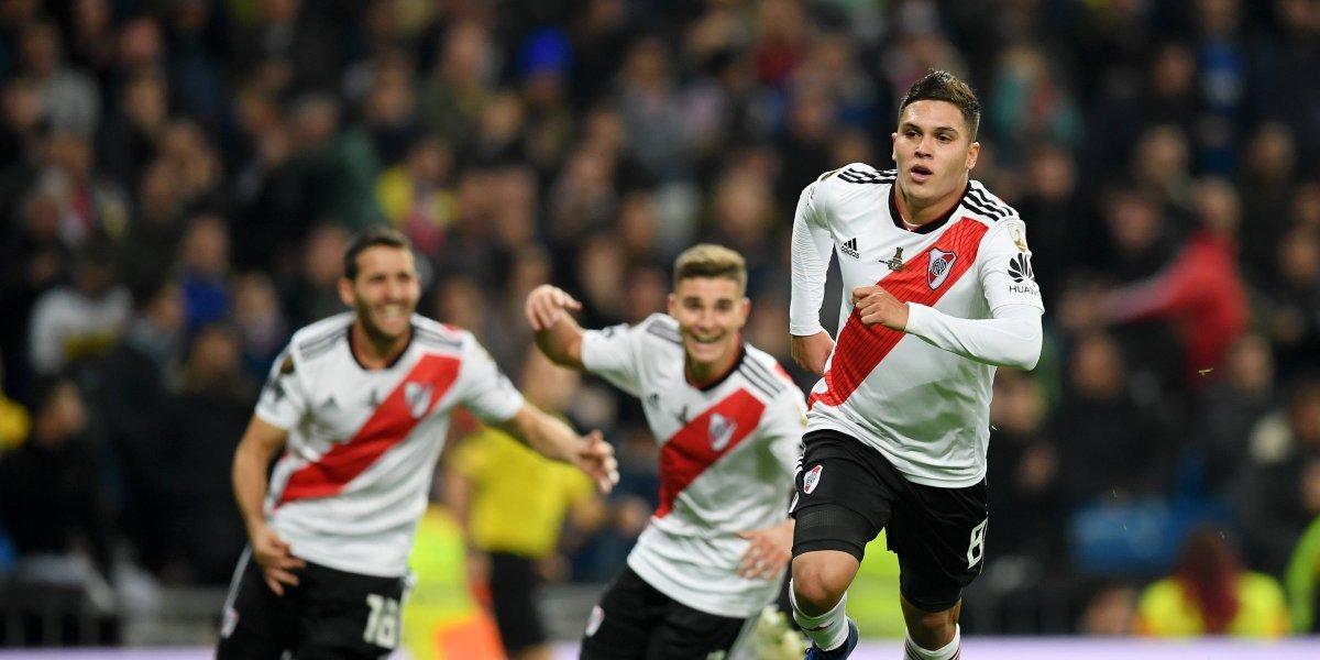 River Plate se proclama campeón de la Copa Libertadores 2018