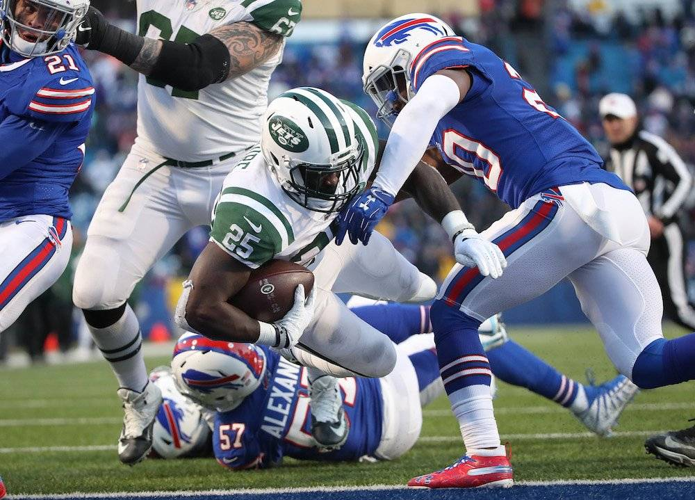 Jets 27-23 Bills / Getty Images