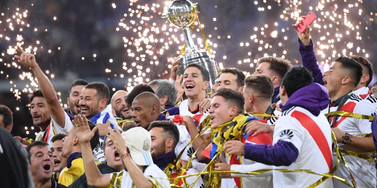 River Plate se corona en la Copa Libertadores 2018