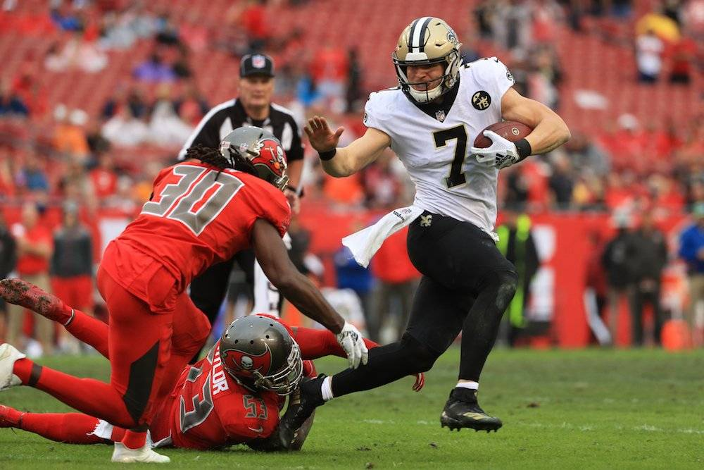 Saints 28-14 Buccaneers / Getty Images