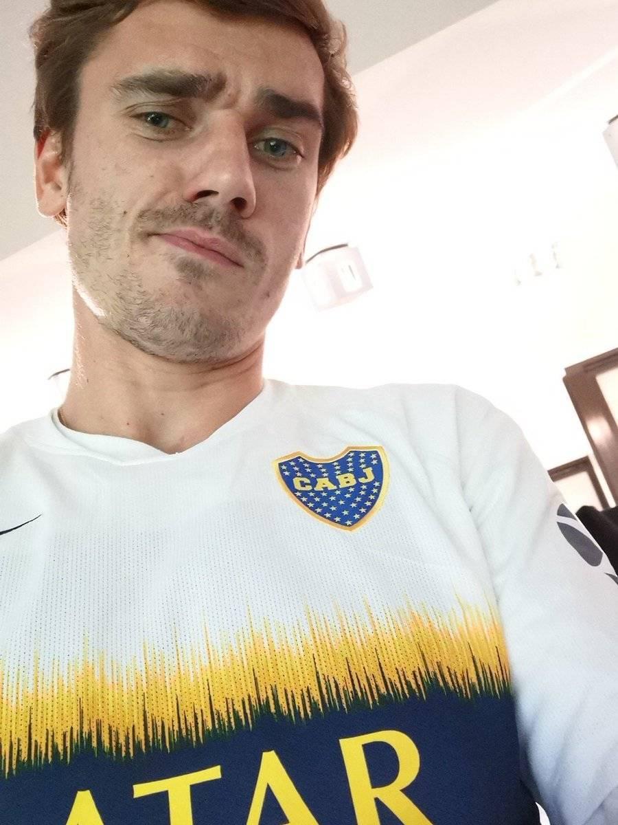 Antoine Griezmann (Twitter jugador) Twitter