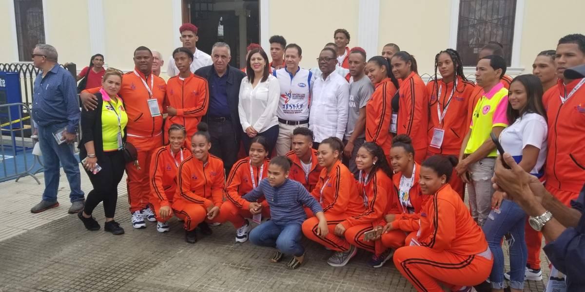 Luis Mejía afirma que los Juegos Nacionales hasta ahora son un éxito