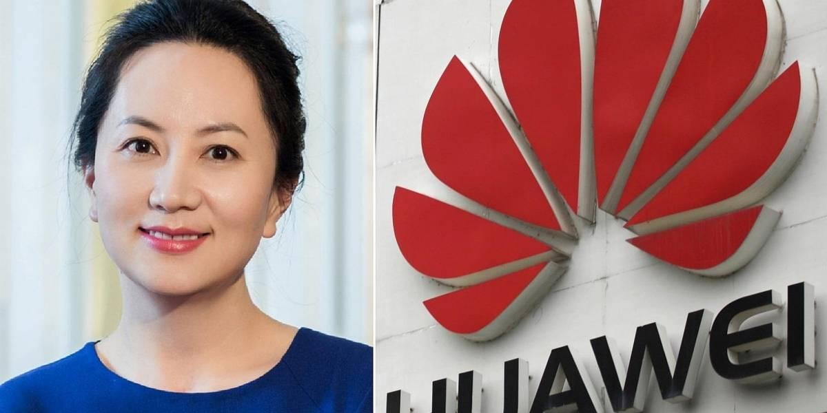 Meng Wanzhou de Huawei es liberada bajo fianza y severas condiciones