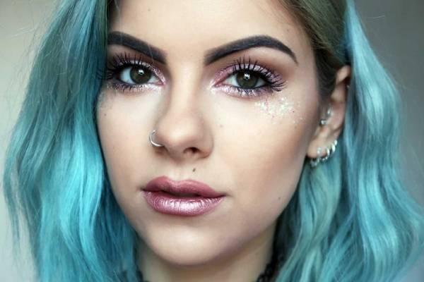 Glitter Maquillaje