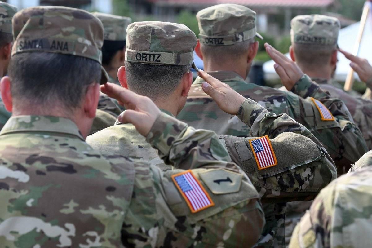 La general de brigada Dustin A. Shultz será la dirigente del comando. Denis A Jones