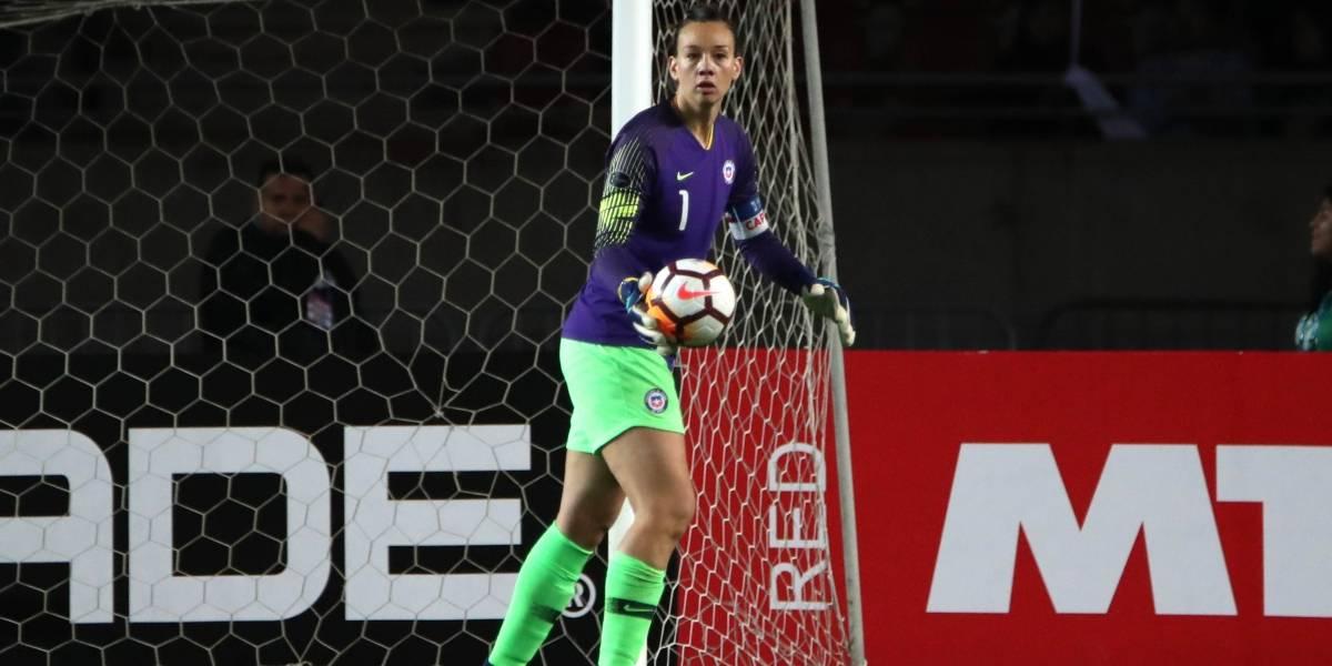 """Christiane Endler es pura fe para Francia 2019: """"Podemos pasar de ronda y ser una de las sorpresas del Mundial"""""""