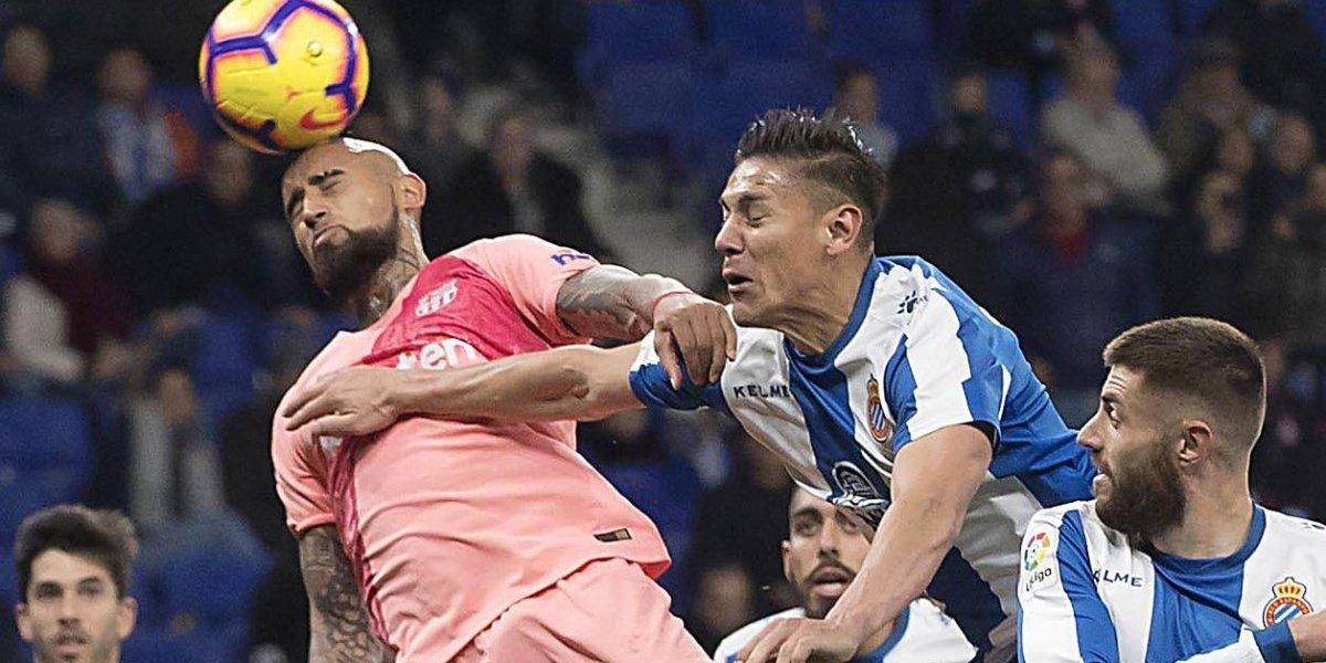 """""""El nuevo comandante"""": Vidal se llena de elogios y en Barcelona aseguran que ya se ganó la titularidad"""
