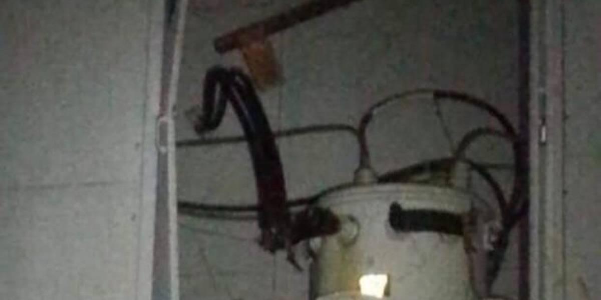 Edificios Públicos energiza escuela vandalizada por delincuentes en Morovis