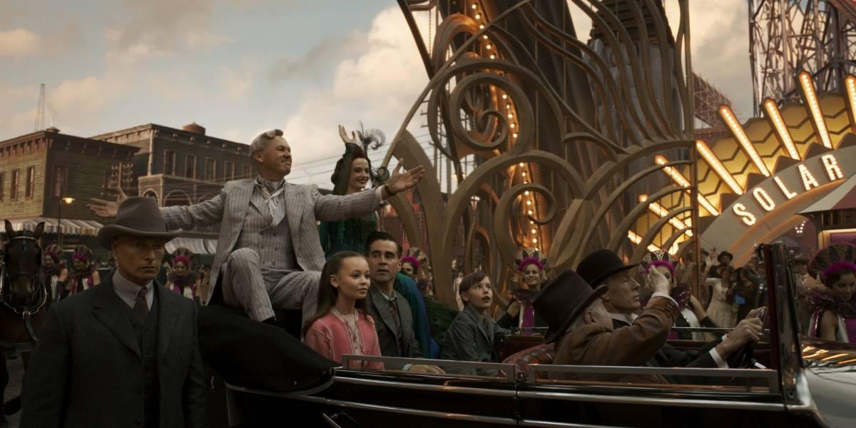 Aparecen nuevas imágenes de la nueva cinta de Dumbo