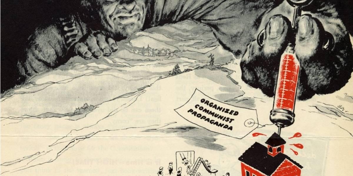O medo vermelho nos EUA: nos anos 50 professores eram interrogados e demitidos sob acusação de serem comunistas