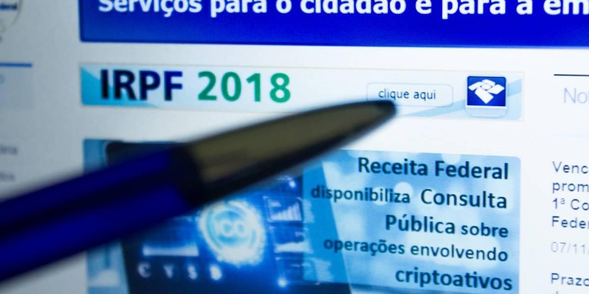 Receita paga último lote de restituição do Imposto de Renda 2018 nesta segunda