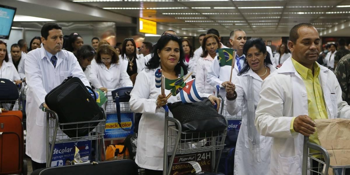 Cuba permite retorno dos profissionais do programa Mais Médicos ao país