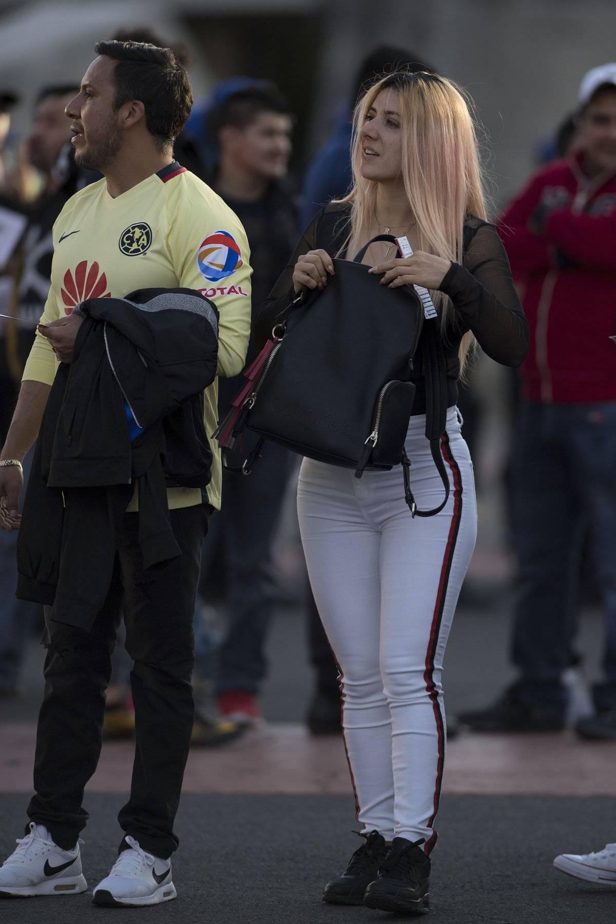 Chicas de las semifinales de la Liga MX Mexsport