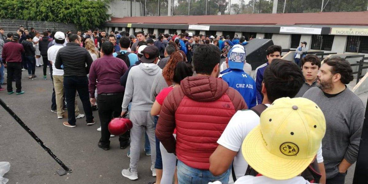 Boletos para la final América-Cruz Azul se disparan hasta los 16 mil pesos
