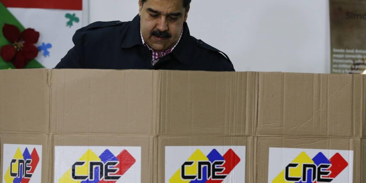 Sólo votó Maduro: las cuestionadas elecciones municipales que  resaltan la debilitada democracia venezolana