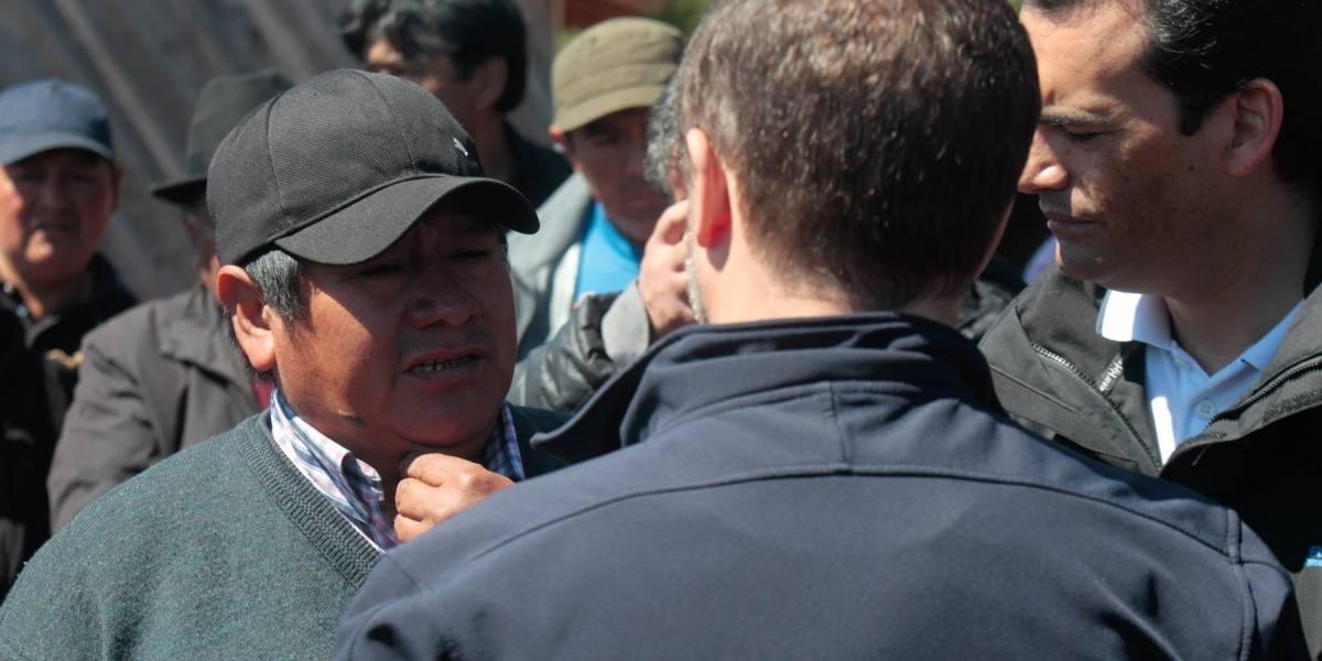 """Padre de Catrillanca y libertad de ex carabineros: """"Para los mapuches no hay justicia"""""""