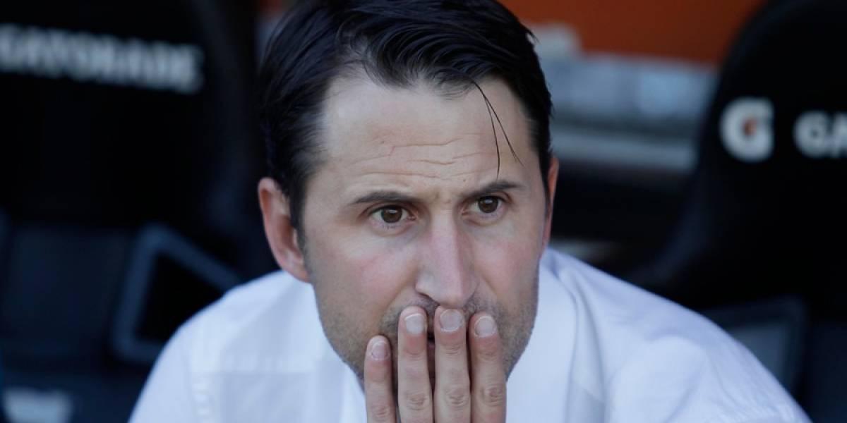 """Representante de Beñat San José y su salida de la UC: """"Había mucho desgaste, no existía la misma energía"""""""