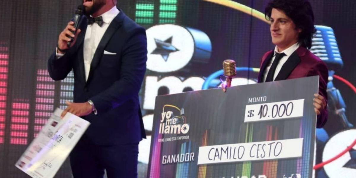 """Ecuador: El error en la gala final de """"Yo me llamo"""""""