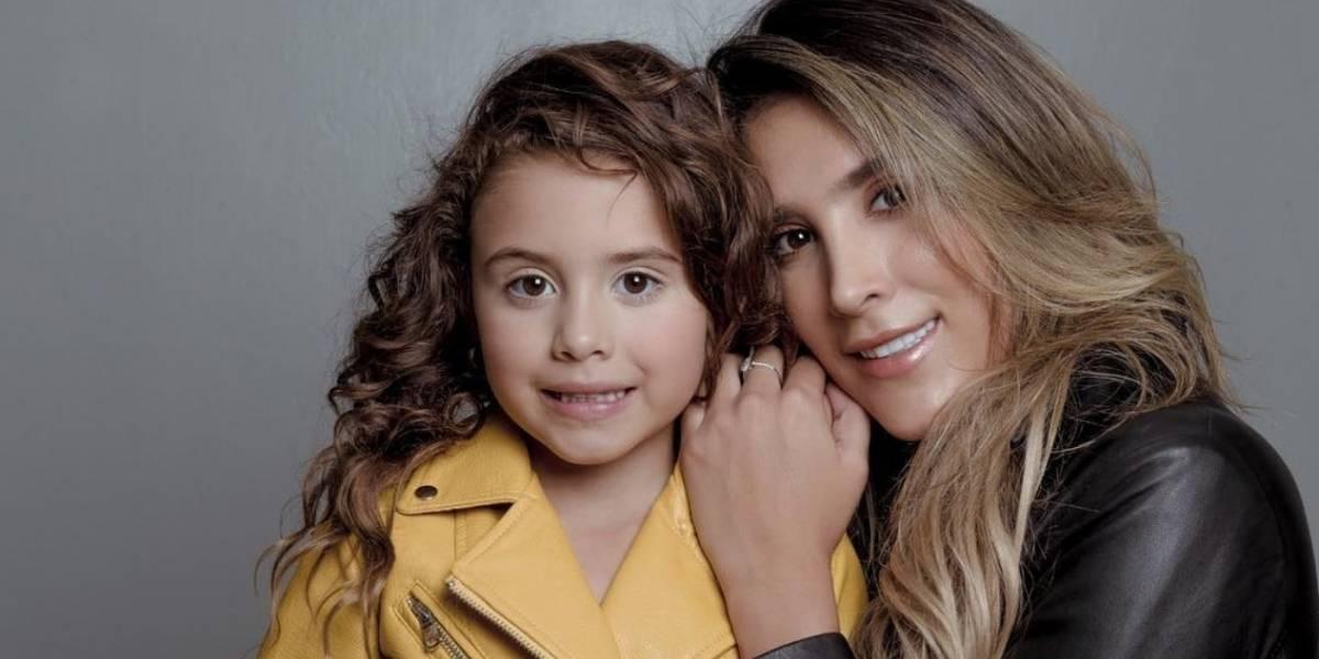El ofensivo comentario contra hija de Daniela Ospina por el que destrozaron a seguidor en redes