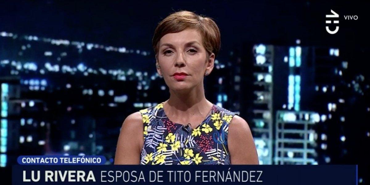 """""""Tu marido está denunciado por violación ¡y tú estás muerta de la risa!"""": Fran García Huidobro enfrentó a esposa del """"Temucano"""""""