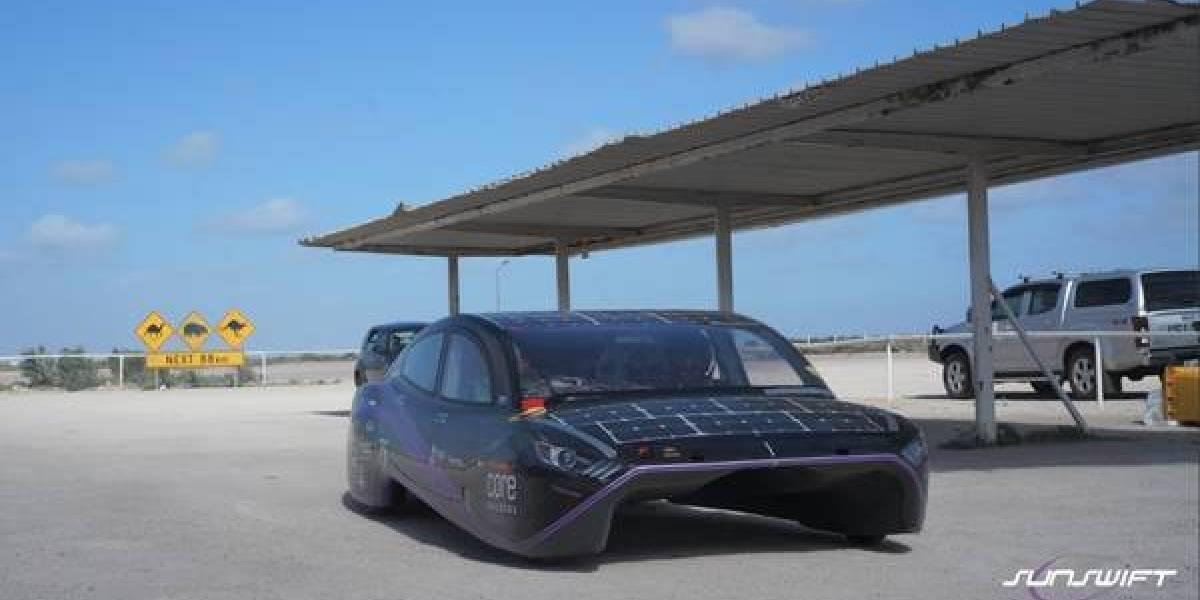 Austrália cria carro com menor consumo de energia do mundo