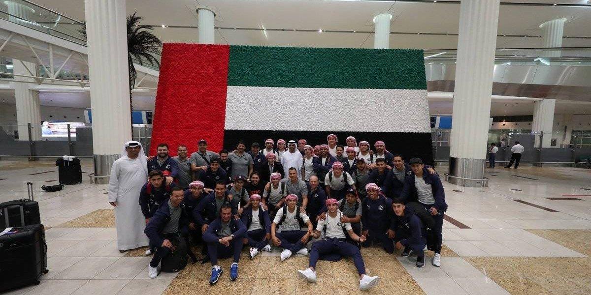 'El Rebaño Sagrado' ya está en los Emiratos Árabes para el Mundial de Clubes