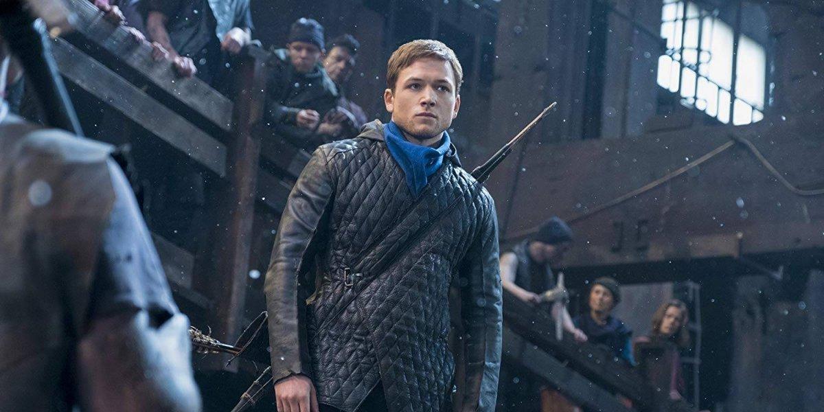 'Robin Hood' al estilo de una película de superhéroes