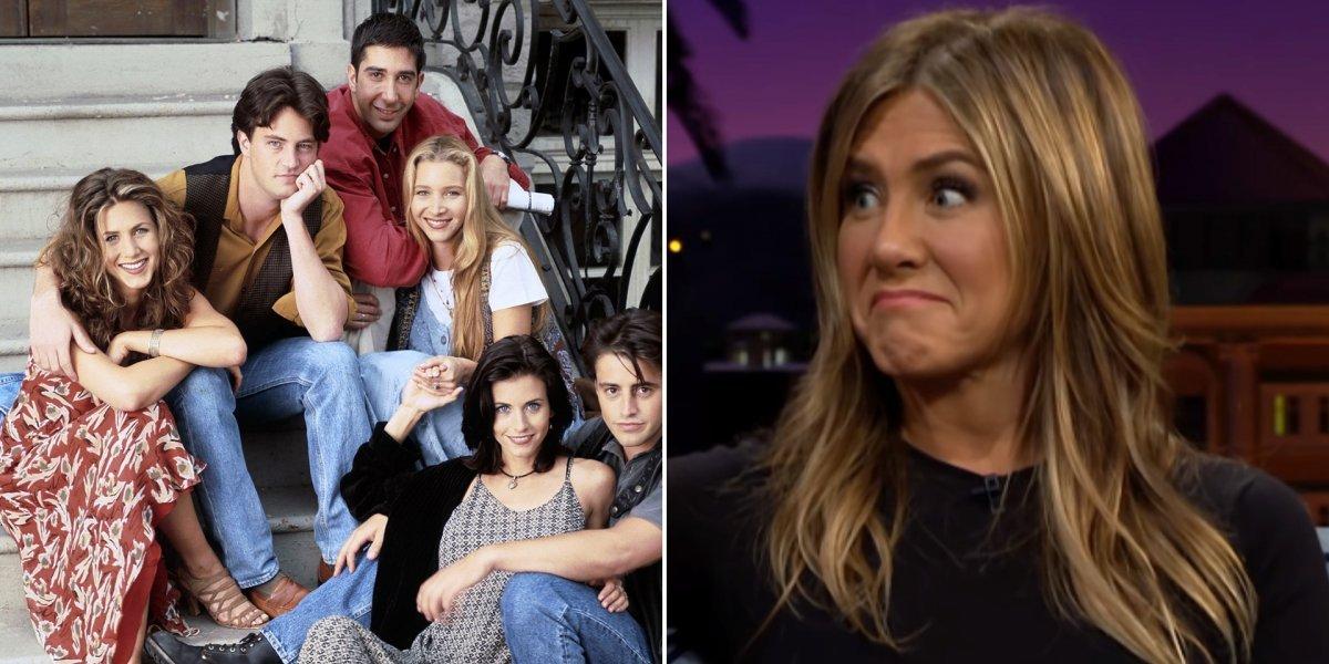 Friends: Jennifer Aniston sugere spin-off da série com apenas três protagonistas