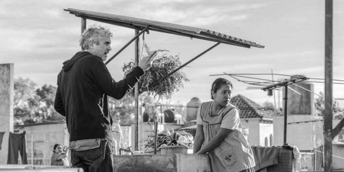 Alfonso Cuarón celebra el inicio del programa piloto del IMSS para empleadas domésticas