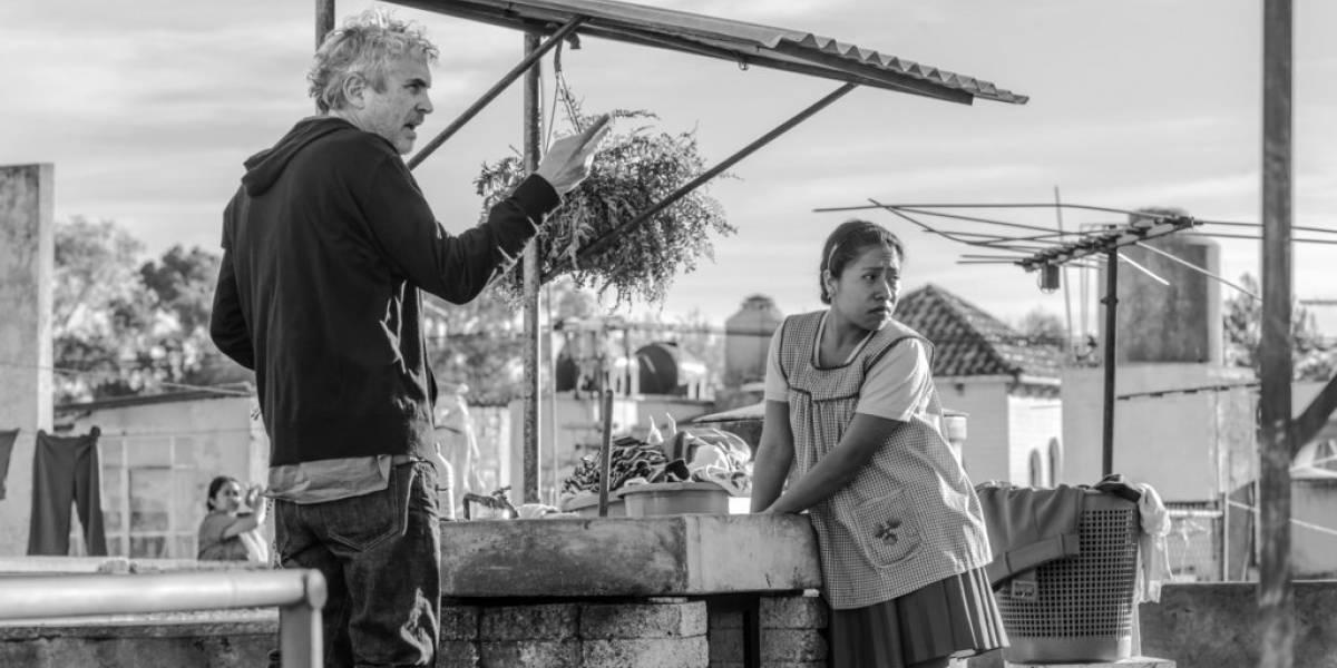 """""""Roma"""" de Alfonso Cuarón arrasa premios en Nueva York"""