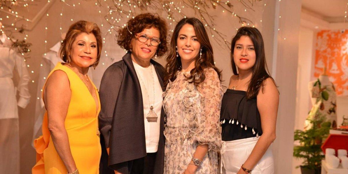 #TeVimosEn: Jenny Polanco, Chinola, Carolina Socías y Wilmor muestran sus mejores creaciones