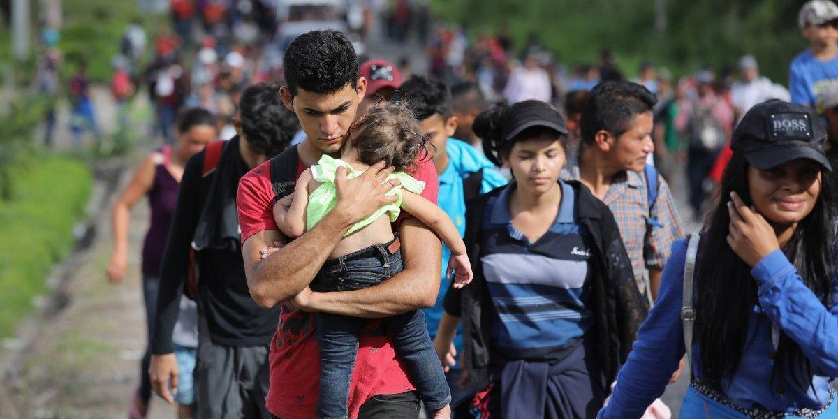 La migración se convertirá uno de los problemas globales definitorios del s. XXI