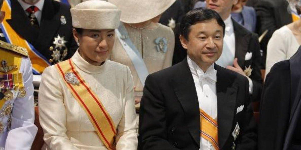 """Japón: La """"princesa triste"""" se siente insegura de asumir como emperatriz"""