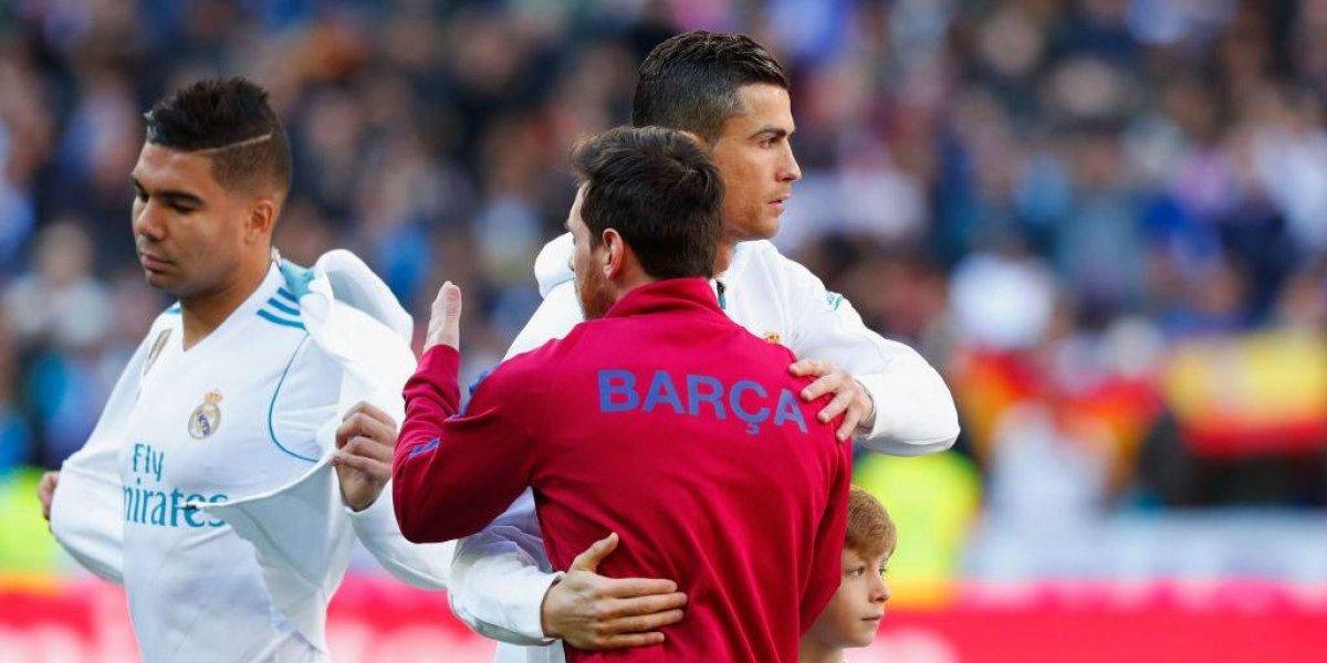 """Cristiano se lanza contra Messi: """"Yo jugué en Inglaterra, España y Portugal, él en cambio sigue en España"""""""