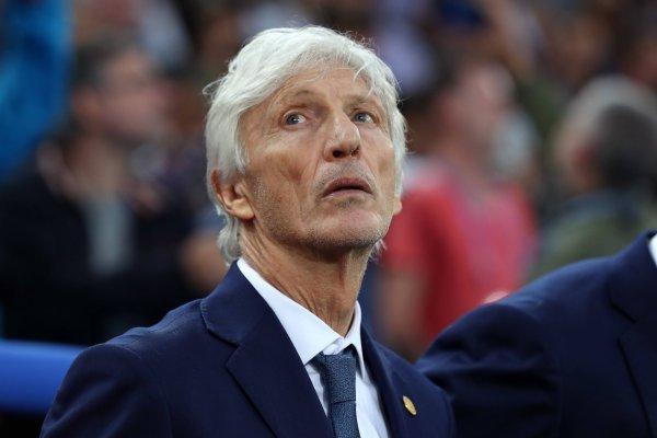 El argentino queda fuera de la carrera / imagen: Getty Images