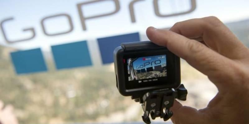 GoPro deja parte de su producción en China por temor a las políticas de Trump