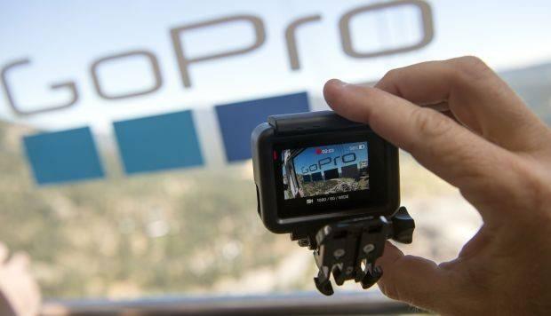GoPro deja parte de su producción en China para capear políticas de Trump