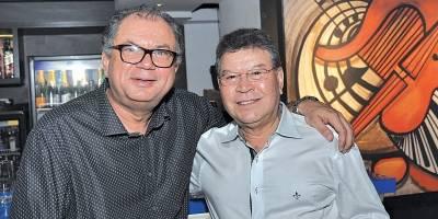 Helcias Castro e Celso Siqueira