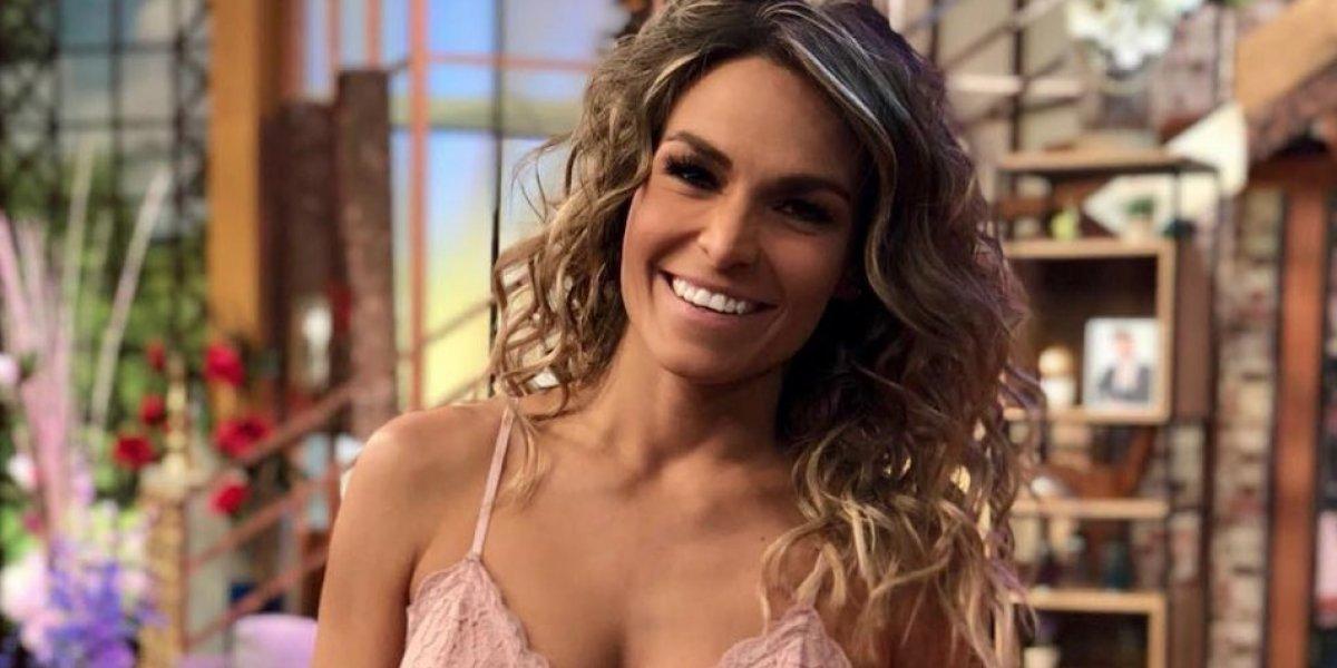 Jenny García prende las redes con impactante topless