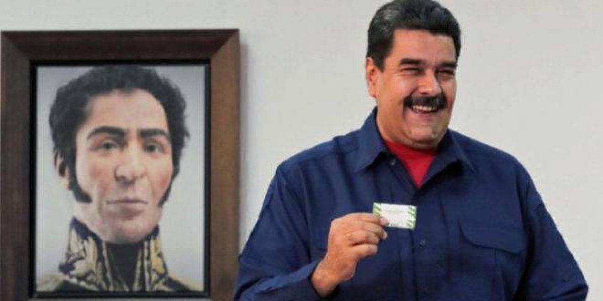 Sólo votó Maduro: las cuestionadas elecciones municipales venezolanas