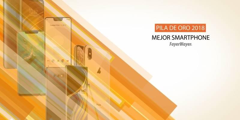 Pila de Oro 2018: Vota por el mejor smartphone del año