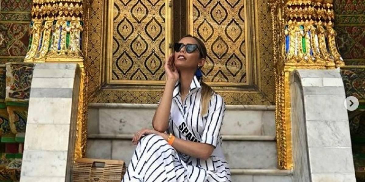 Las conmovedoras declaraciones de Ángela Ponce, Miss España
