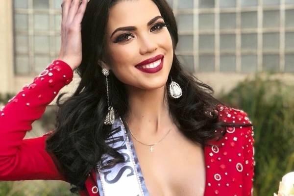 ¿Quién es Miss Universo Chile 2018?